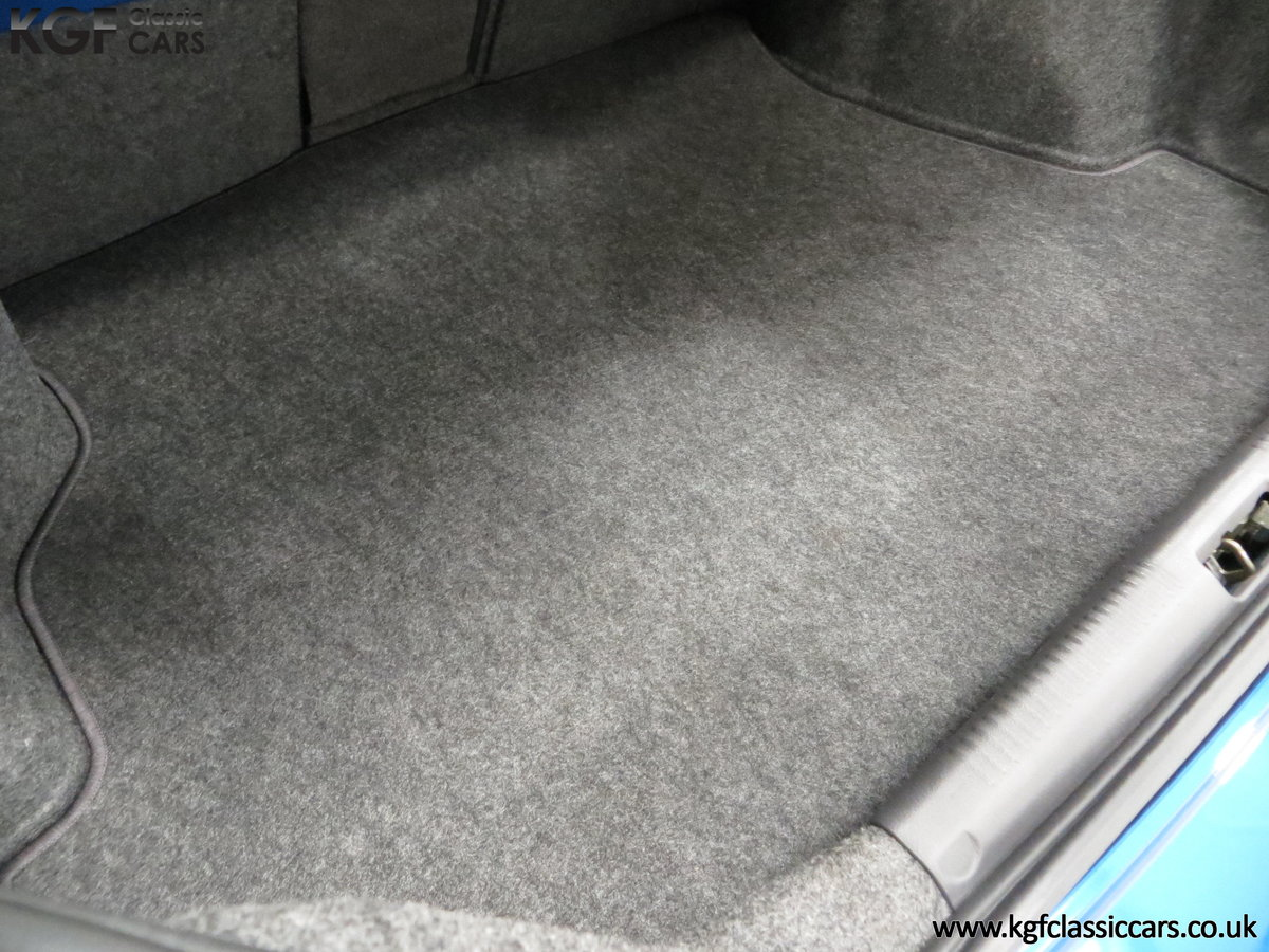 2002 A Pristine Subaru Impreza WRX with Just 16,671 Miles For Sale (picture 21 of 24)