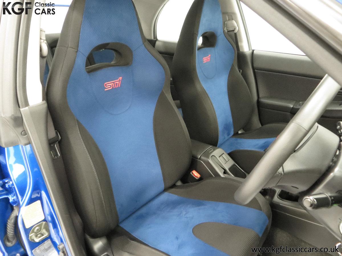 2002 A Pristine Subaru Impreza WRX with Just 16,671 Miles For Sale (picture 22 of 24)