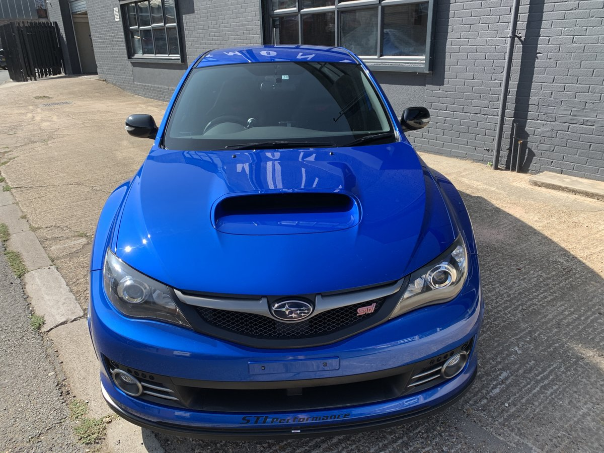 2009 Subaru Impreza WRX STi Spec-C - low mileage For Sale (picture 2 of 19)