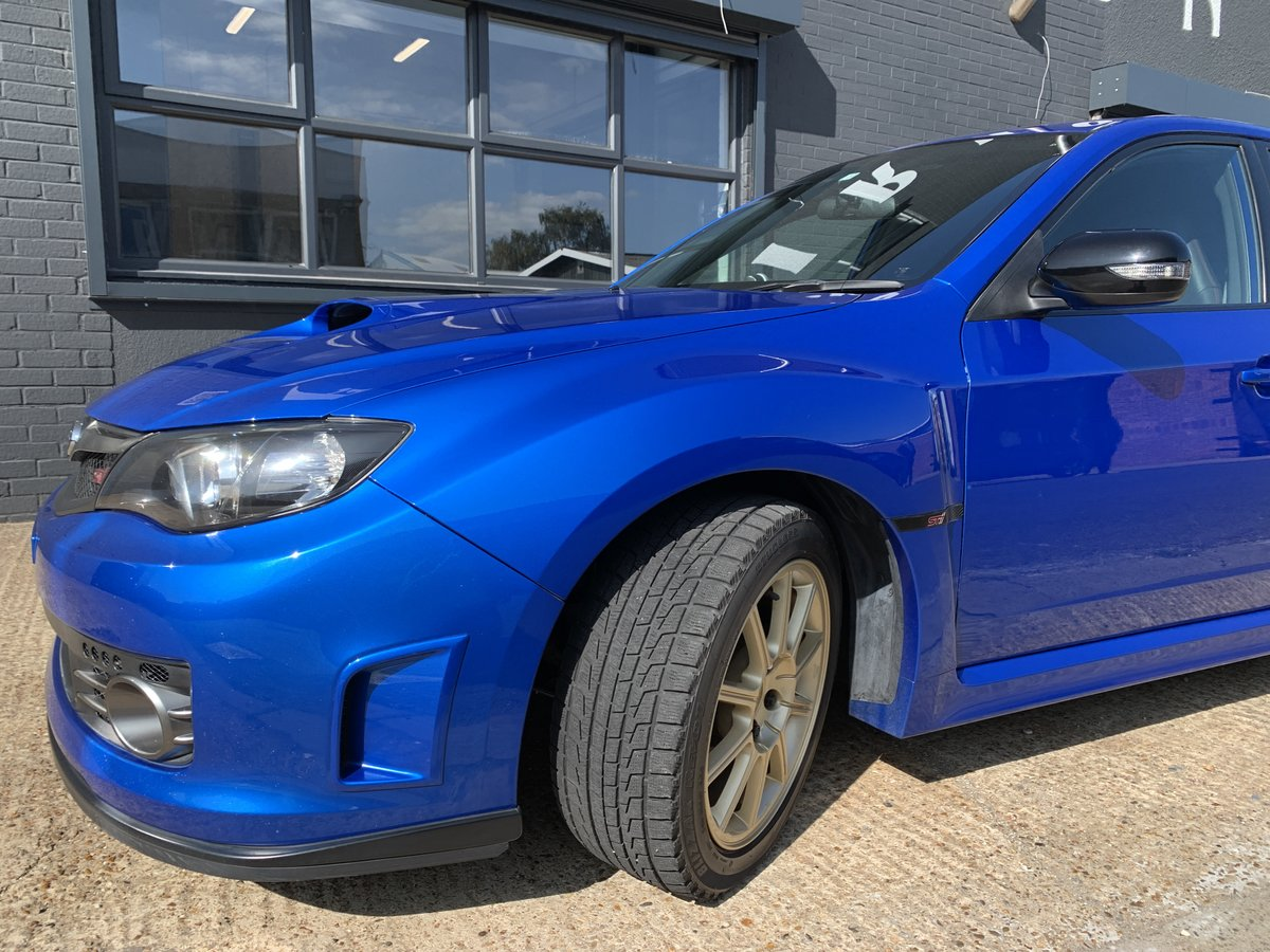 2009 Subaru Impreza WRX STi Spec-C - low mileage For Sale (picture 6 of 19)