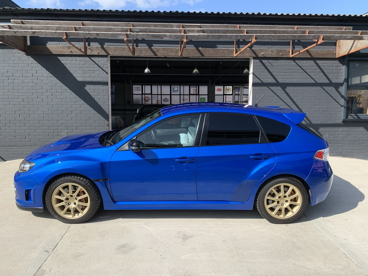 2009 Subaru Impreza WRX STi Spec-C - low mileage For Sale (picture 7 of 19)