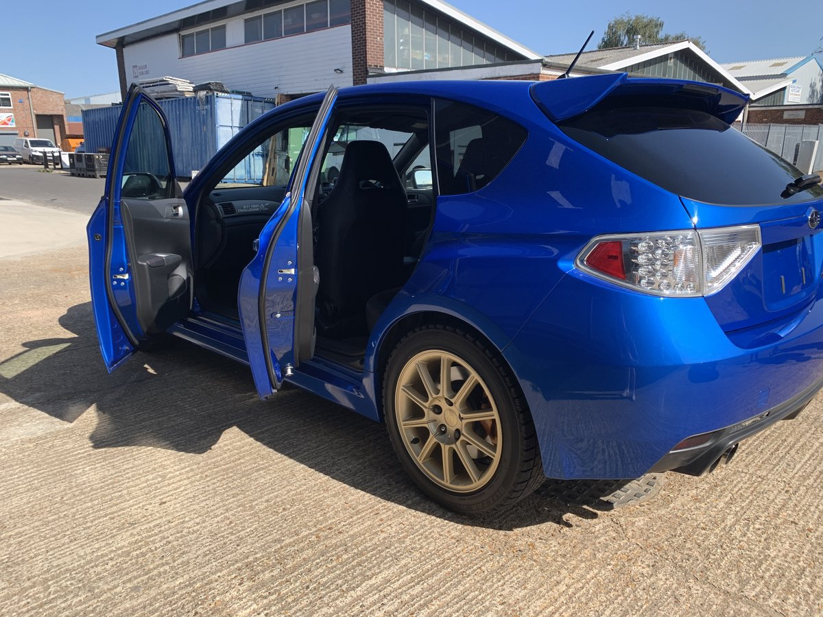 2009 Subaru Impreza WRX STi Spec-C - low mileage For Sale (picture 12 of 19)