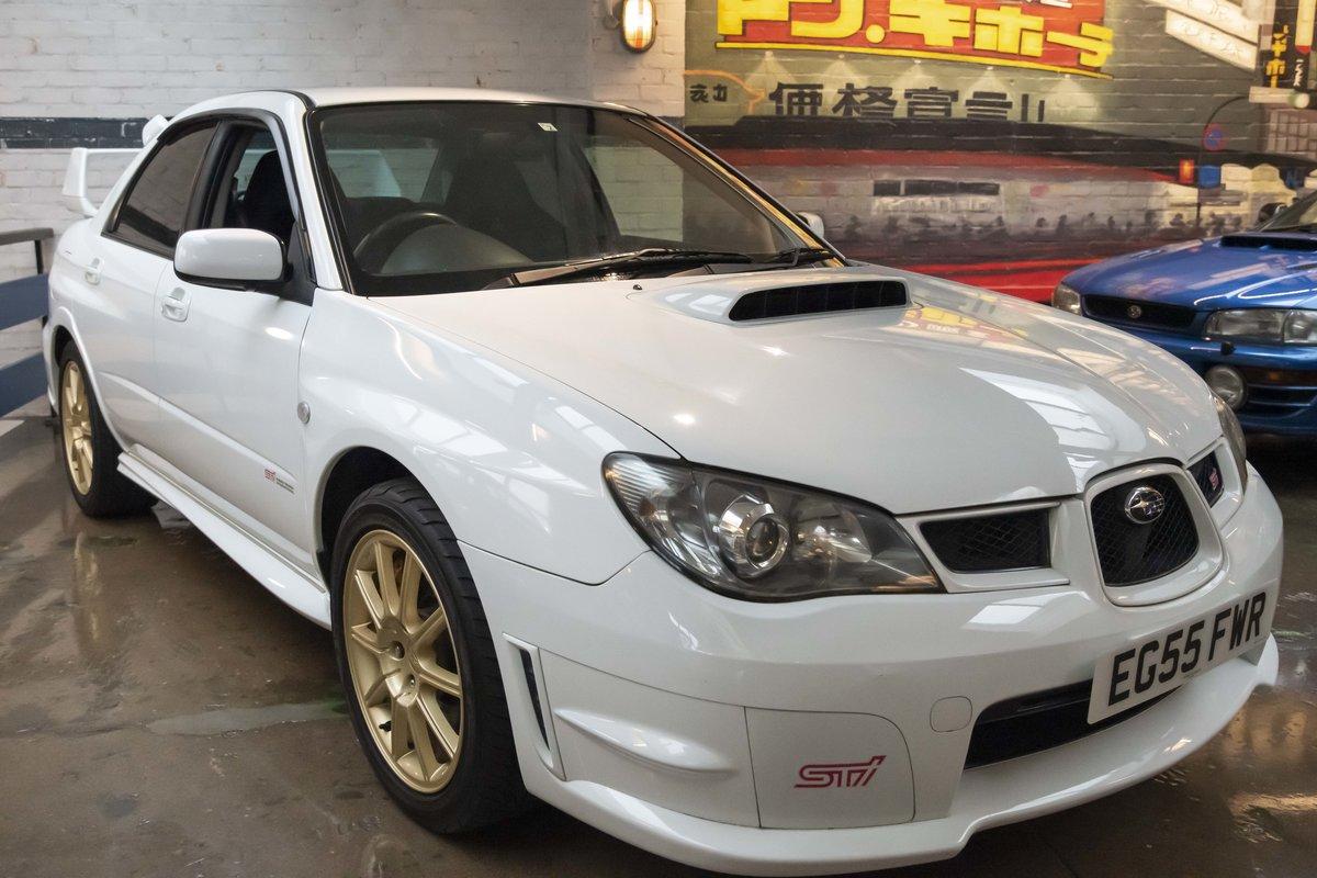2005 Subaru Impreza WRX STi - deposit taken SOLD (picture 1 of 17)