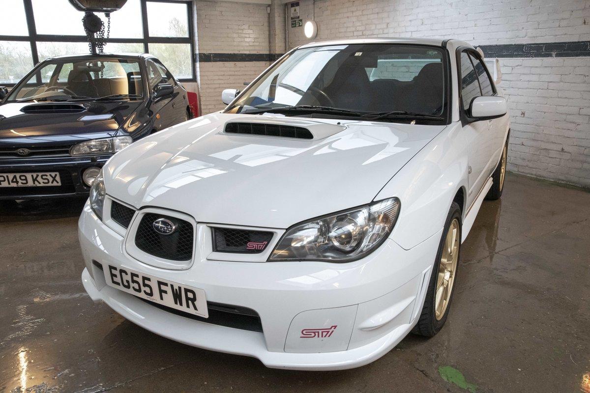 2005 Subaru Impreza WRX STi - deposit taken SOLD (picture 3 of 17)