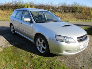 Picture of 2003 Subaru Legacy GT Turbo Estate Automatic SOLD