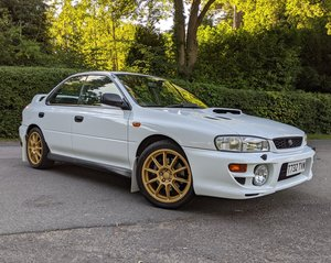 Picture of 1999 Classic UK Impreza turbo dealer Prodrive pack