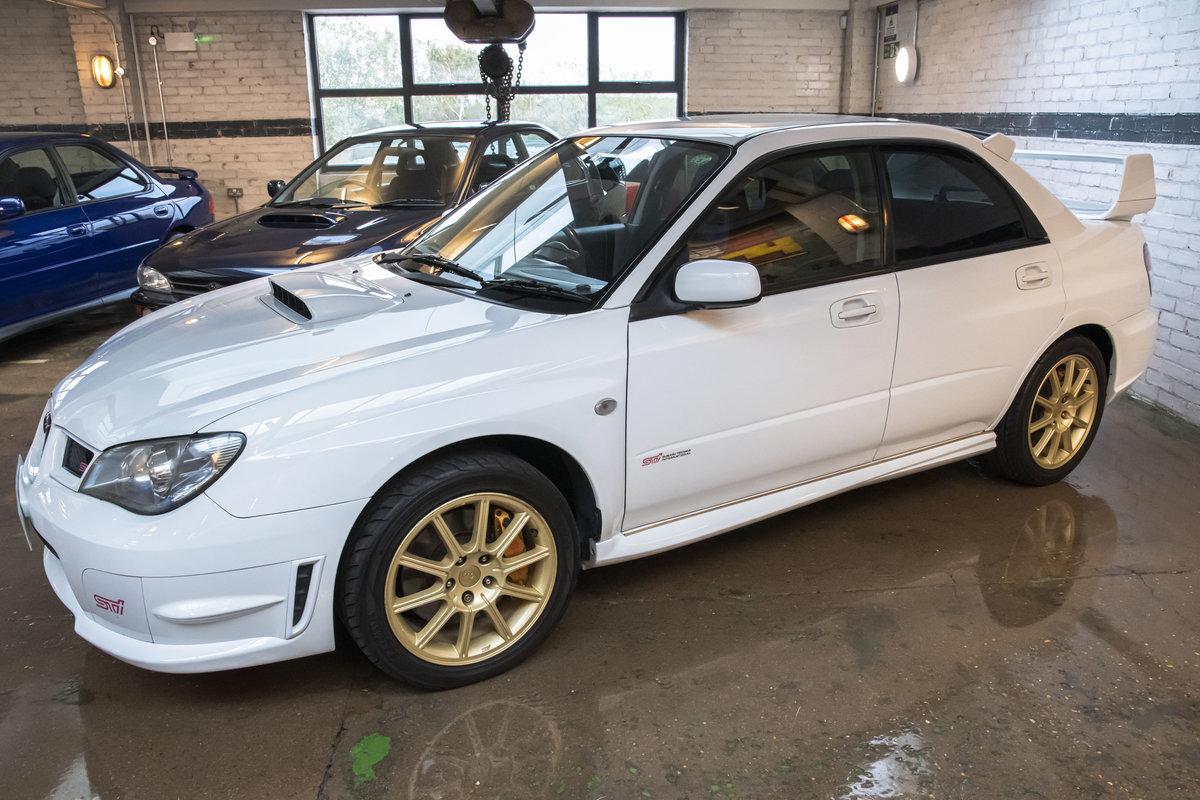 2005 Subaru Impreza WRX STi - deposit taken SOLD (picture 4 of 17)