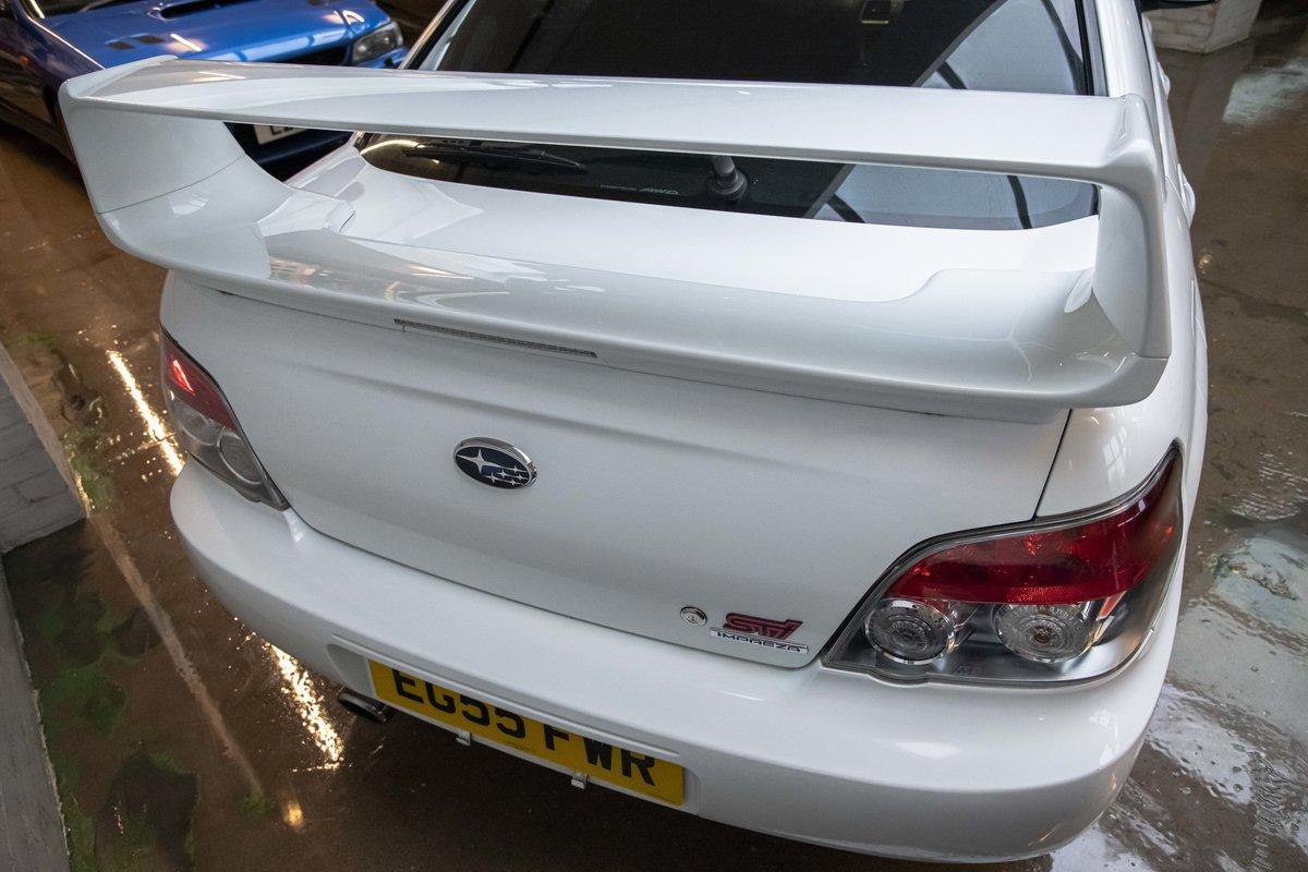 2005 Subaru Impreza WRX STi - deposit taken SOLD (picture 13 of 17)