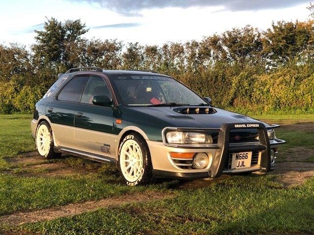 Picture of 1996 Subaru Impreza WRX Gravel Express Rare For Sale