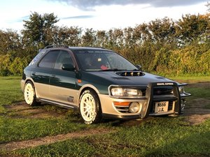 Picture of 1996 Subaru Impreza WRX Gravel Express Rare