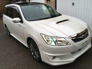 2008 58 Subaru Exiga 2.0 GT turbo auto, 80k miles, £270 tax