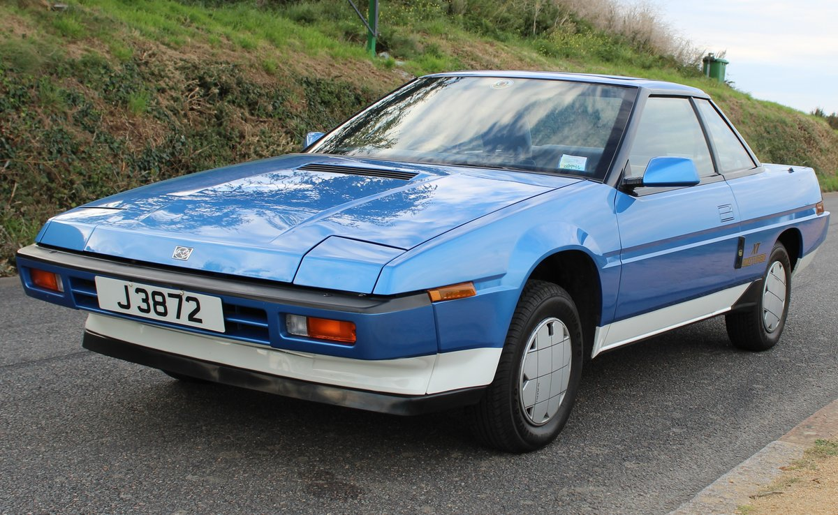 1986 Subaru XT 4WD Turbo - original immaculate condition For Sale (picture 1 of 6)
