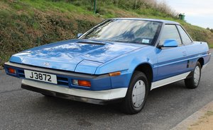 Picture of 1986 Subaru XT 4WD Turbo - original immaculate condition