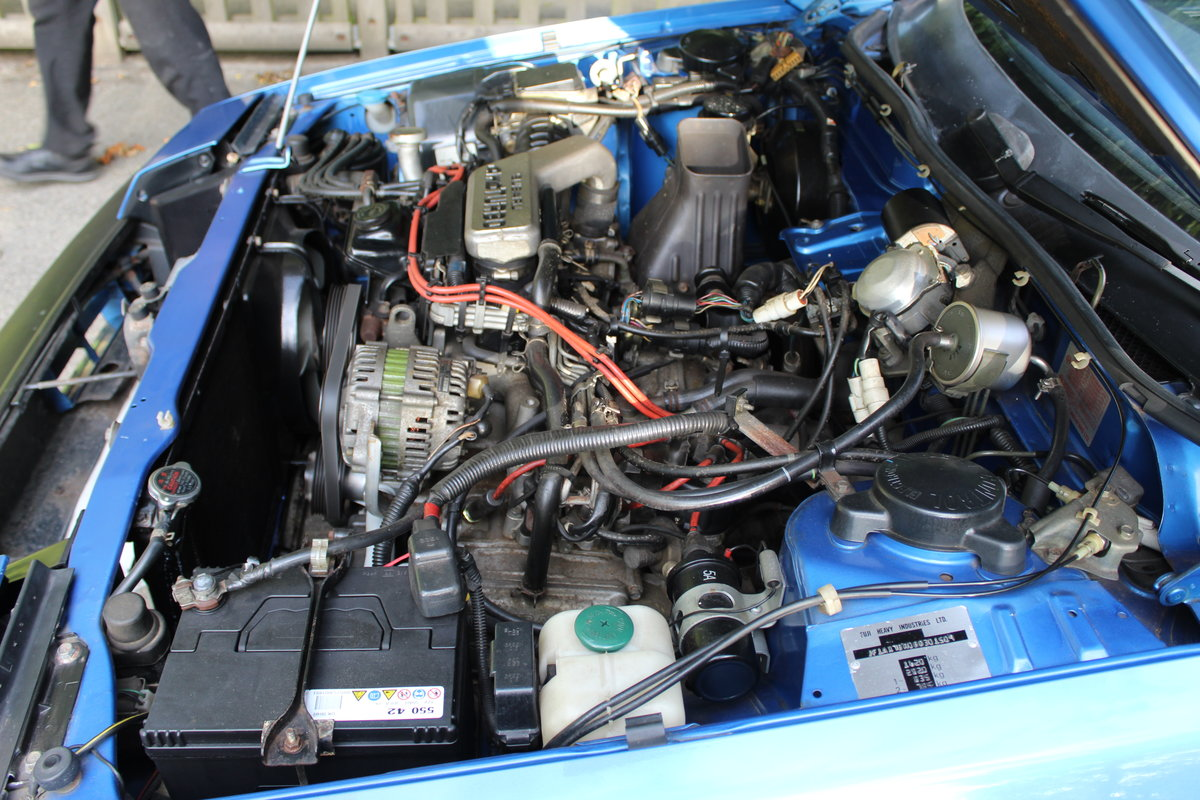 1986 Subaru XT 4WD Turbo - original immaculate condition For Sale (picture 4 of 6)