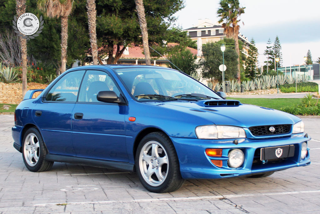 1999 Subaru Impreza 4WD For Sale (picture 1 of 12)