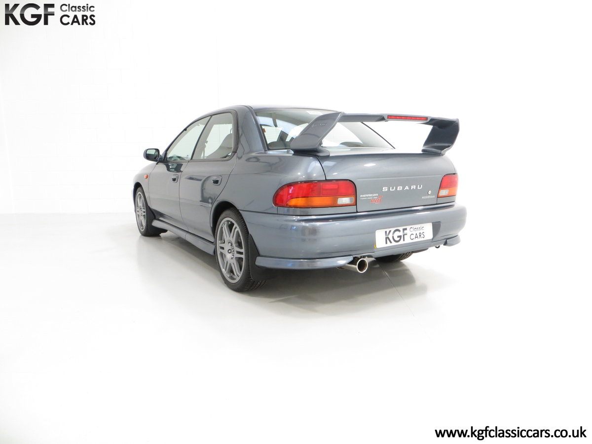 1990 Thinking of selling your Subaru Impreza (picture 4 of 6)