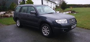 08 Subaru Forester 2.0XEn Auto 1 Lady own FSH Nav Leather