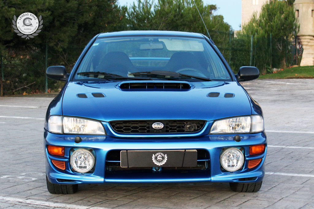 1999 Subaru Impreza 4WD For Sale (picture 2 of 12)