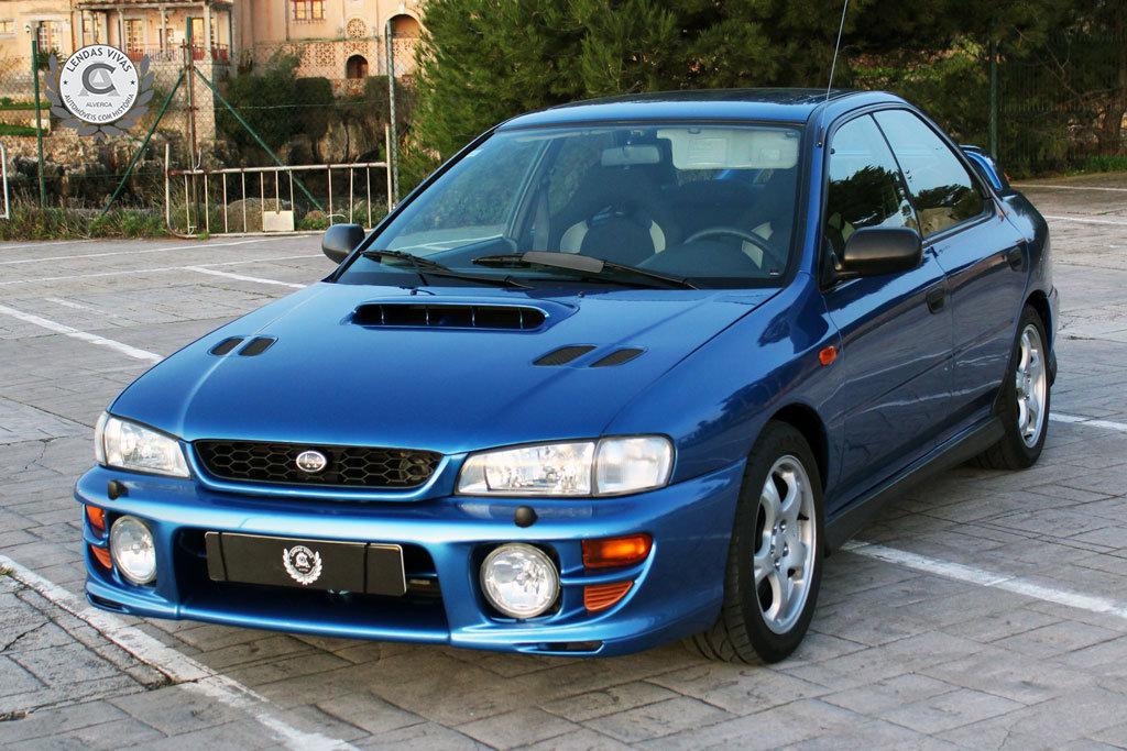 1999 Subaru Impreza 4WD For Sale (picture 3 of 12)