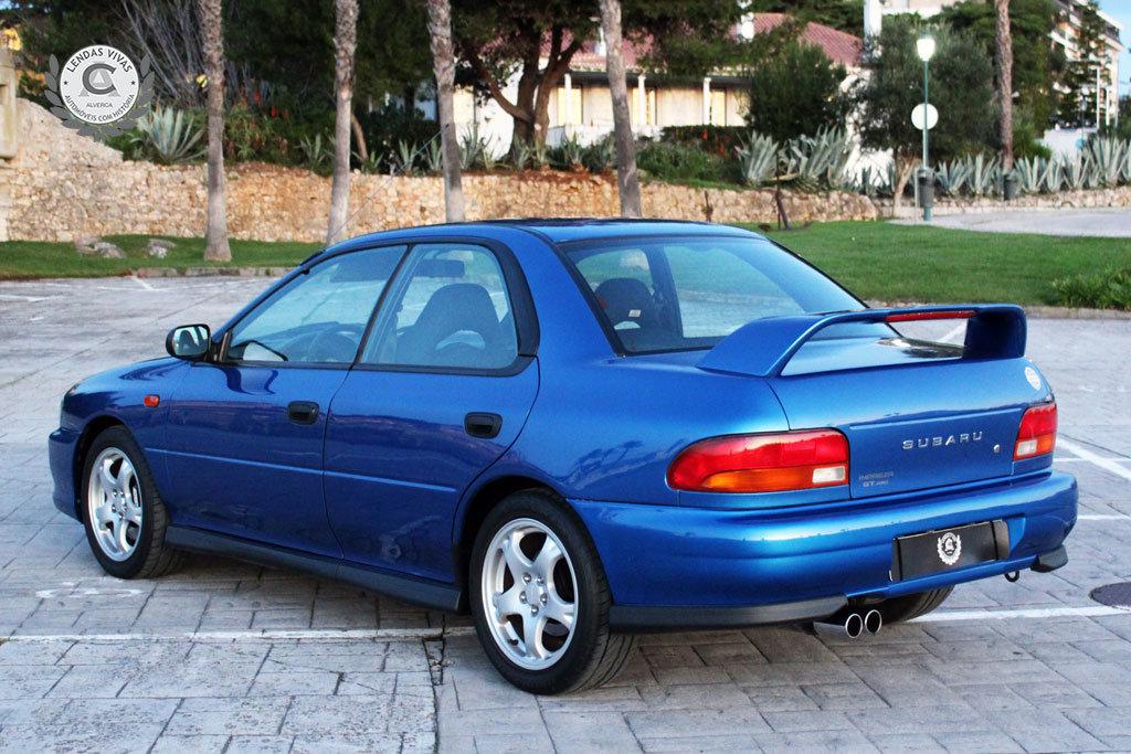 1999 Subaru Impreza 4WD For Sale (picture 4 of 12)