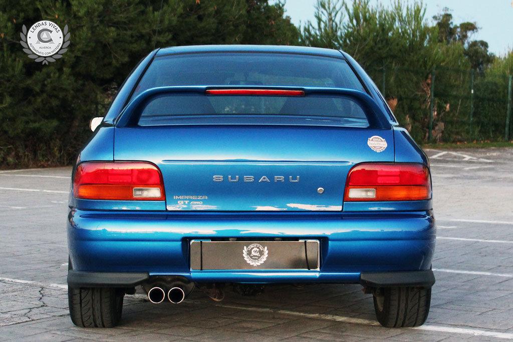1999 Subaru Impreza 4WD For Sale (picture 5 of 12)