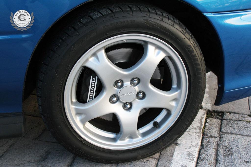 1999 Subaru Impreza 4WD For Sale (picture 6 of 12)