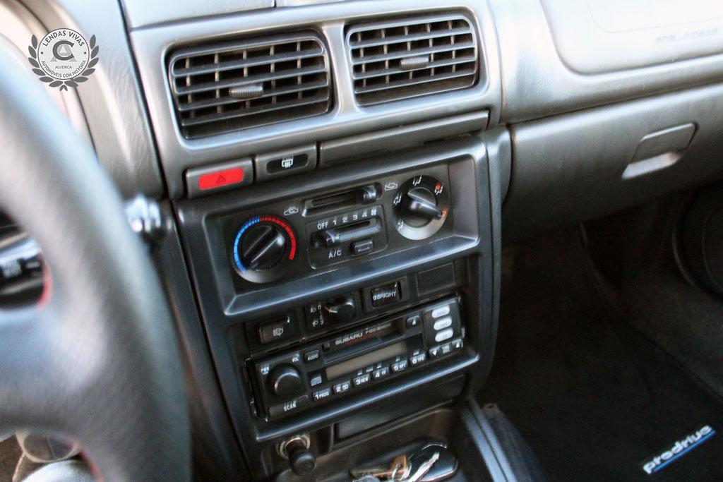 1999 Subaru Impreza 4WD For Sale (picture 10 of 12)