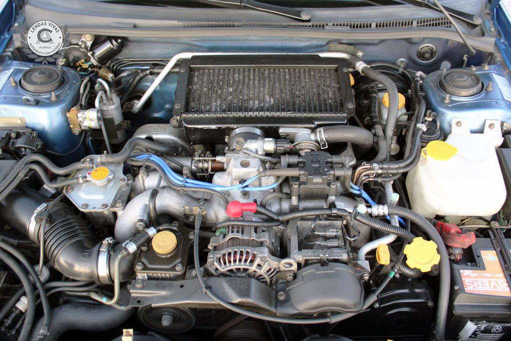 1999 Subaru Impreza 4WD For Sale (picture 11 of 12)