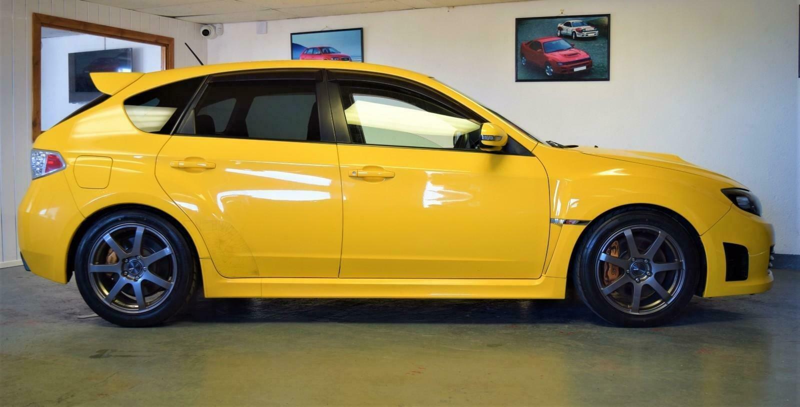 2009 Subaru Impreza 2.0 WRX STi Spec-C JDM Import Model For Sale (picture 3 of 12)