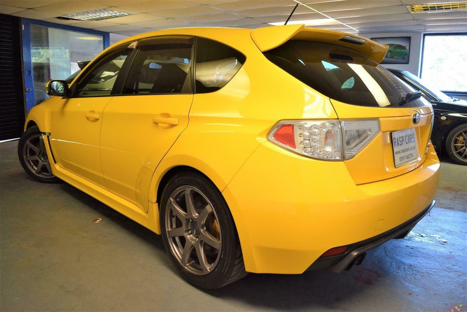 2009 Subaru Impreza 2.0 WRX STi Spec-C JDM Import Model For Sale (picture 7 of 12)
