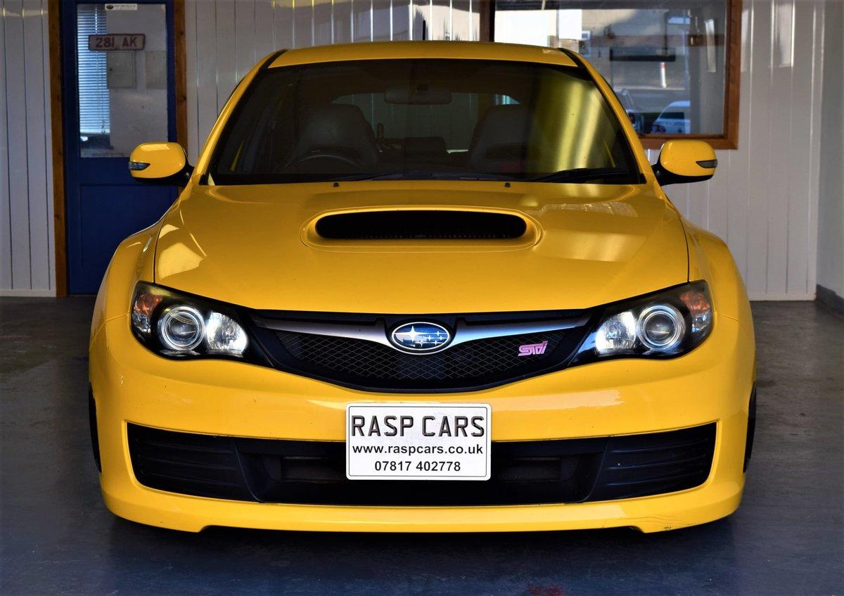 2009 Subaru Impreza 2.0 WRX STi Spec-C JDM Import Model For Sale (picture 8 of 12)