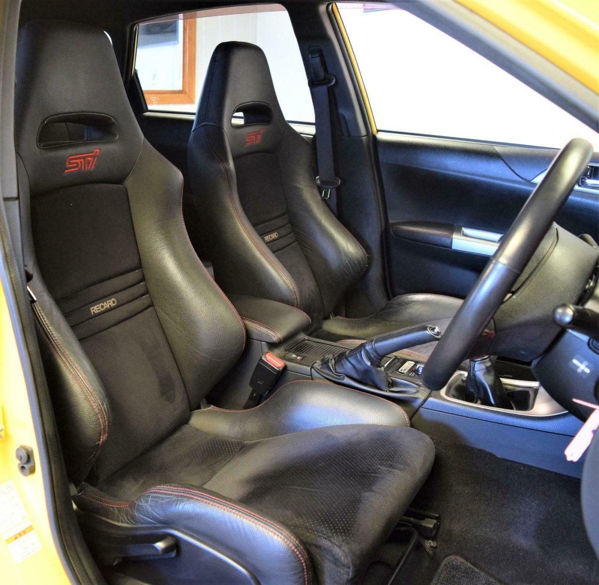 2009 Subaru Impreza 2.0 WRX STi Spec-C JDM Import Model For Sale (picture 9 of 12)