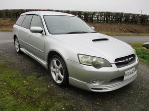 Picture of 2003 Subaru Legacy GT Turbo Estate Automatic For Sale