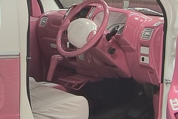 2004 SUBARU SAMBAR SUZUKI EVERY 660CC MINI SAMBAR * RETRO CAMPER For Sale (picture 3 of 5)