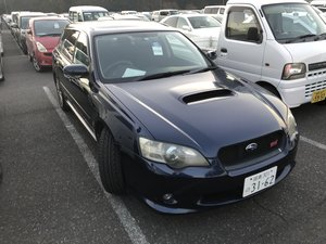 Picture of 2004 SUBARU LEGACY GT SPEC B 2.0 TOURING WAGON AUTO ESTATE 4X4 * For Sale