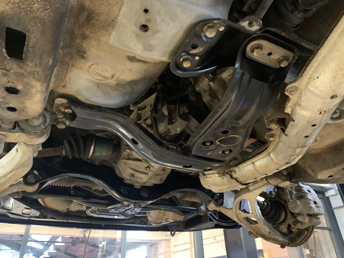 1996 Subaru Impreza WRX V Limited - low-mileage & good underside For Sale (picture 18 of 22)