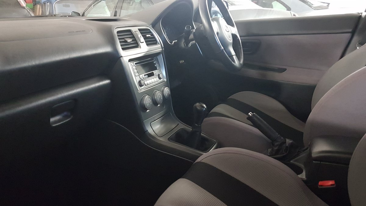 2006 Superb 2.5L WRX Rust Free from Cyprus For Sale (picture 11 of 12)