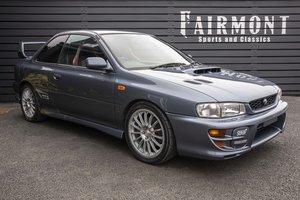 Subaru Impreza WRX STi Type-R - very low-mileage