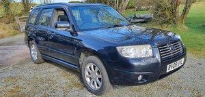 08 Subaru Forester 2.0XEn Auto 1 Lady own FSH Nav Leather