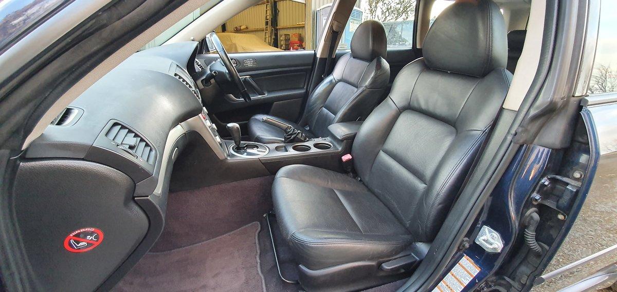 2008 08 Subaru Legacy 2.5 SE Sports Tourer Auto AWD 71,000 miles For Sale (picture 2 of 12)