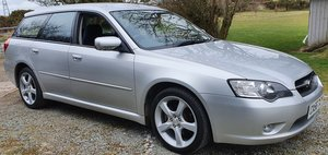 Picture of 2006 06 Subaru Legacy 2.0R Estate Auto AWD 2 owne 93k fsh new mot For Sale