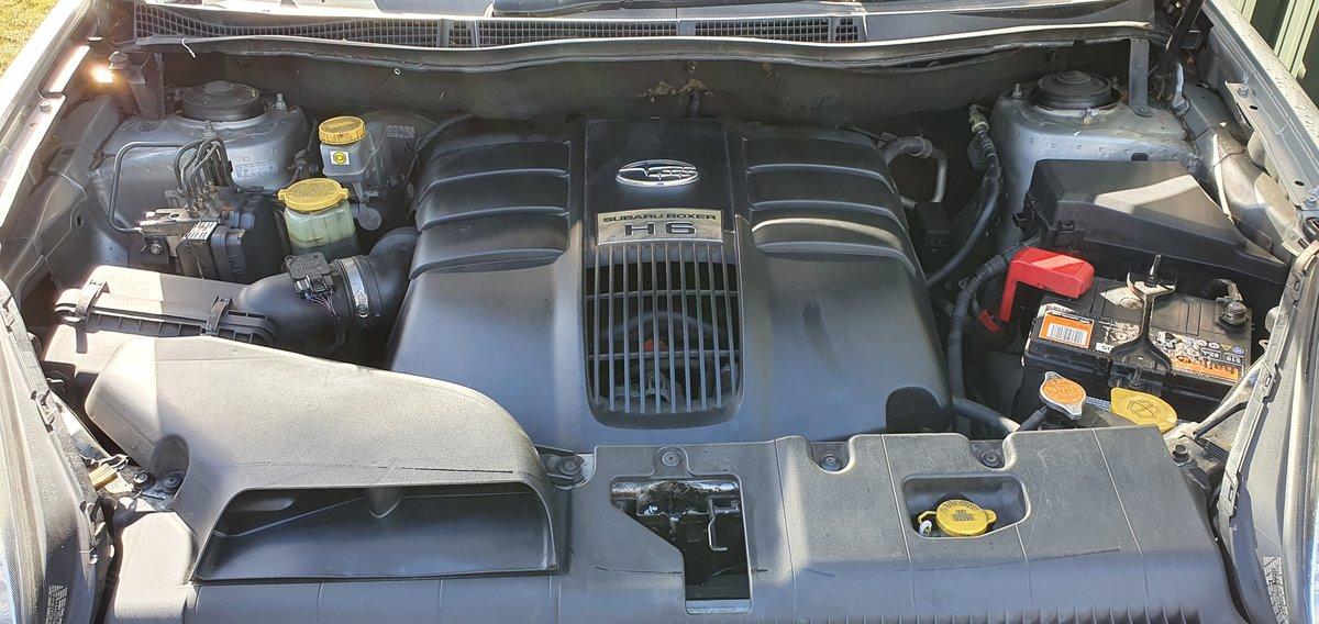 2007 07 Subaru Tribeca 3.0 B9 SE5 Auto AWD Nav Leather FSH NovMot For Sale (picture 12 of 12)