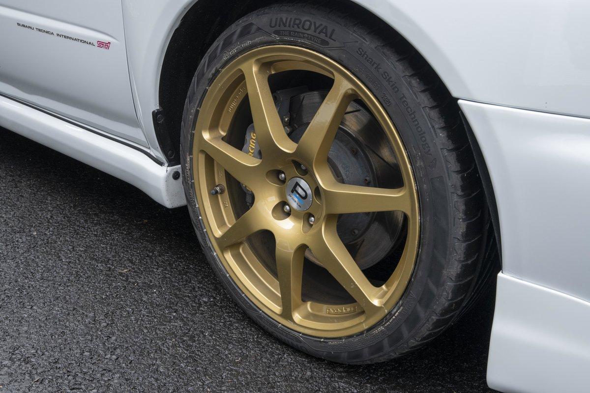 2002 Subaru Impreza WRX STi Type RA Spec C (JDM) - 11k miles! For Sale (picture 6 of 25)