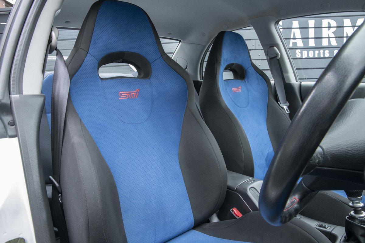 2002 Subaru Impreza WRX STi Type RA Spec C (JDM) - 11k miles! For Sale (picture 10 of 25)