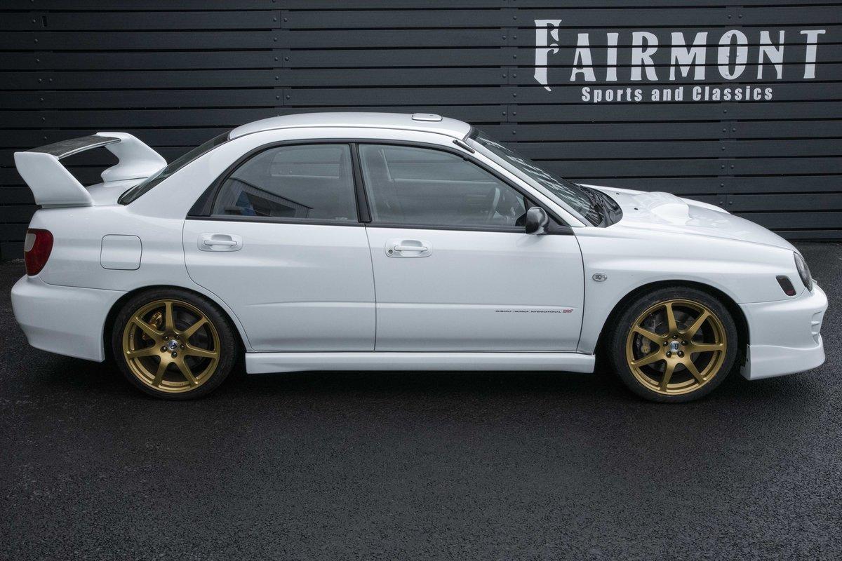 2002 Subaru Impreza WRX STi Type RA Spec C (JDM) - 11k miles! For Sale (picture 13 of 25)