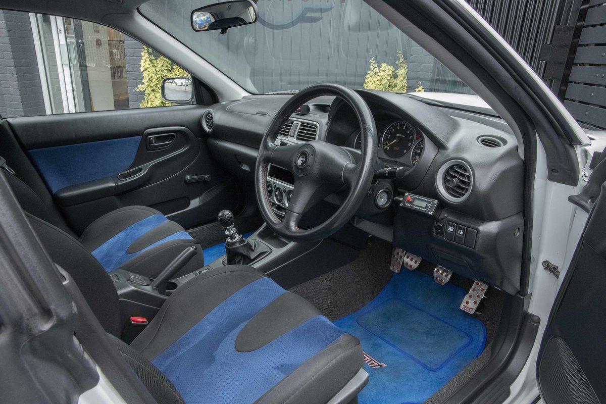 2002 Subaru Impreza WRX STi Type RA Spec C (JDM) - 11k miles! For Sale (picture 17 of 25)