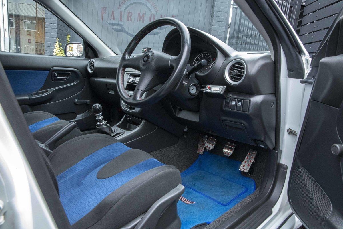 2002 Subaru Impreza WRX STi Type RA Spec C (JDM) - 11k miles! For Sale (picture 18 of 25)