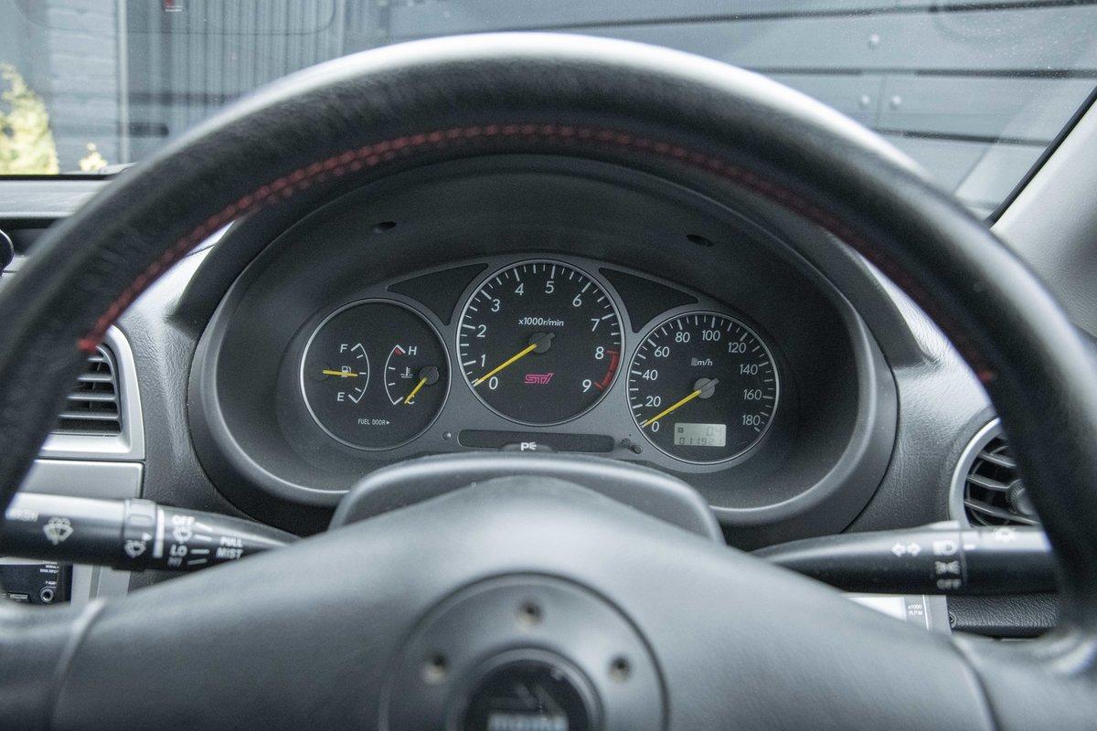 2002 Subaru Impreza WRX STi Type RA Spec C (JDM) - 11k miles! For Sale (picture 22 of 25)