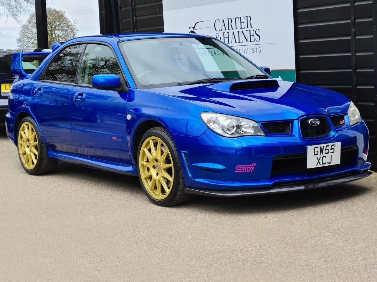 IMPREZA WRX STI (2006/55) Low Tax Band 368 BHP For Sale (picture 2 of 23)