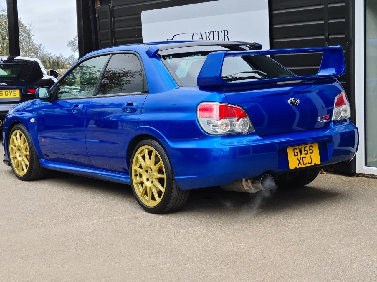 IMPREZA WRX STI (2006/55) Low Tax Band 368 BHP For Sale (picture 3 of 23)